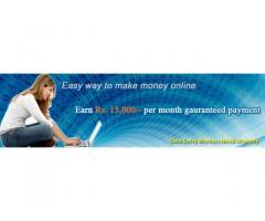 Make Rs.400 per day, Blog Posting Work